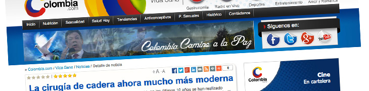 La cirugía de cadera ahora mucho más moderna – Colombia Noticias