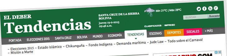 Una clínica argentina innova en las operaciones de cadera – Diario El Deber – Bolivia